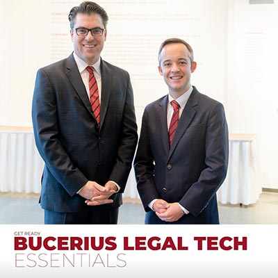 Bucerius Legal Tech Essentials 2021