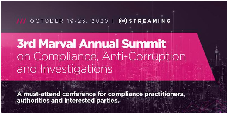 3rd Marval Annual Summit on Compliance, Anti-Corruption and Investigations