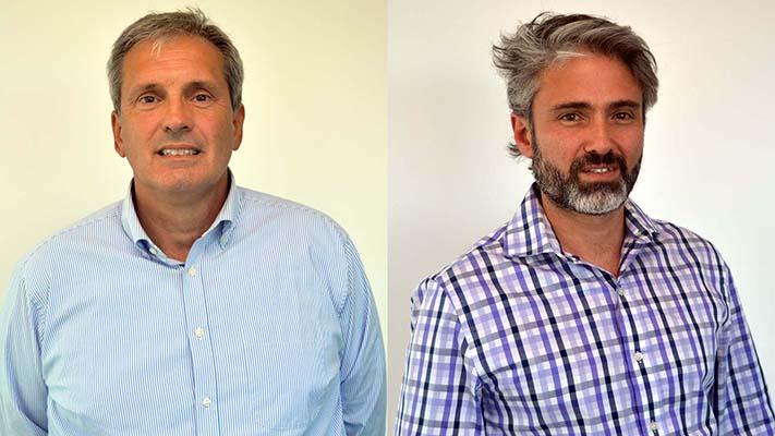 José Miguel Puccinelli y Gabriel Mucchiut