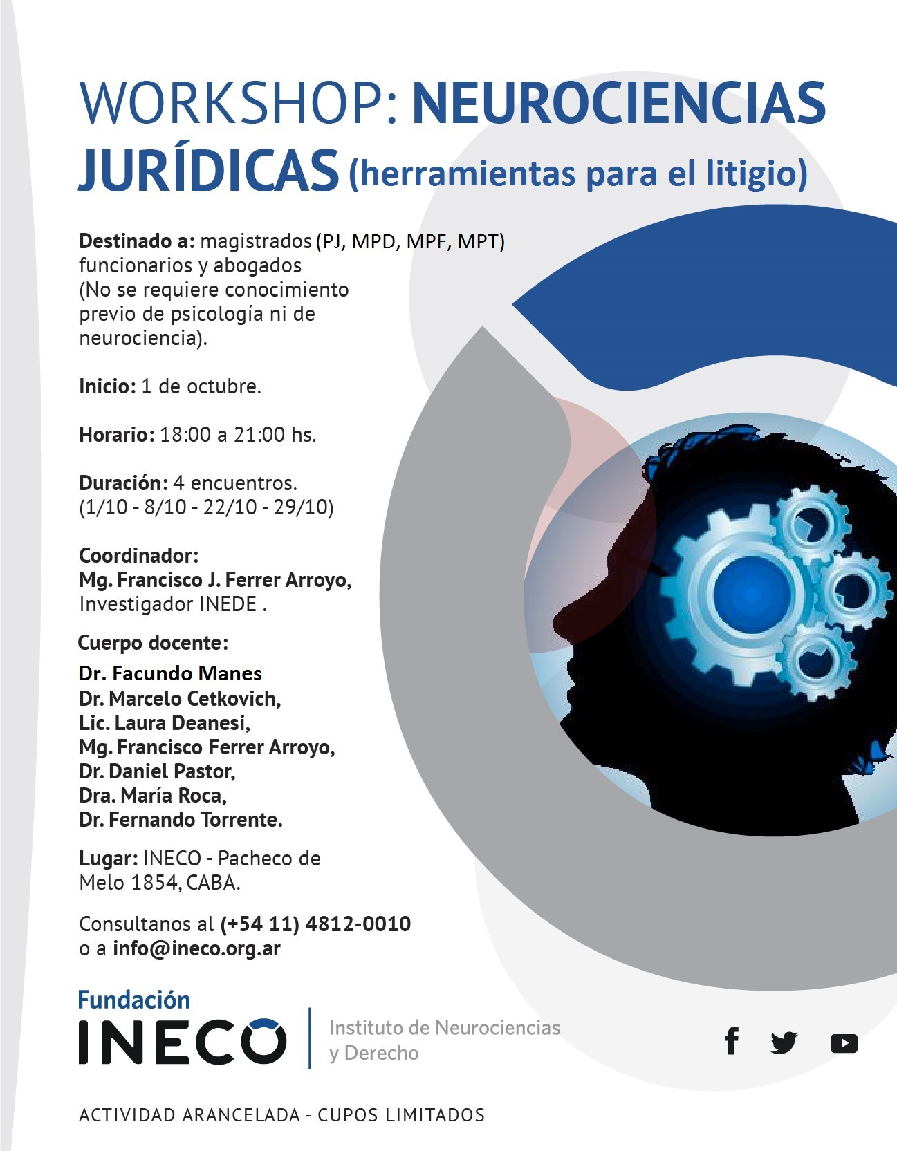 WORKSHOP NEUROCIENCIAS JURIDICAS 01 1